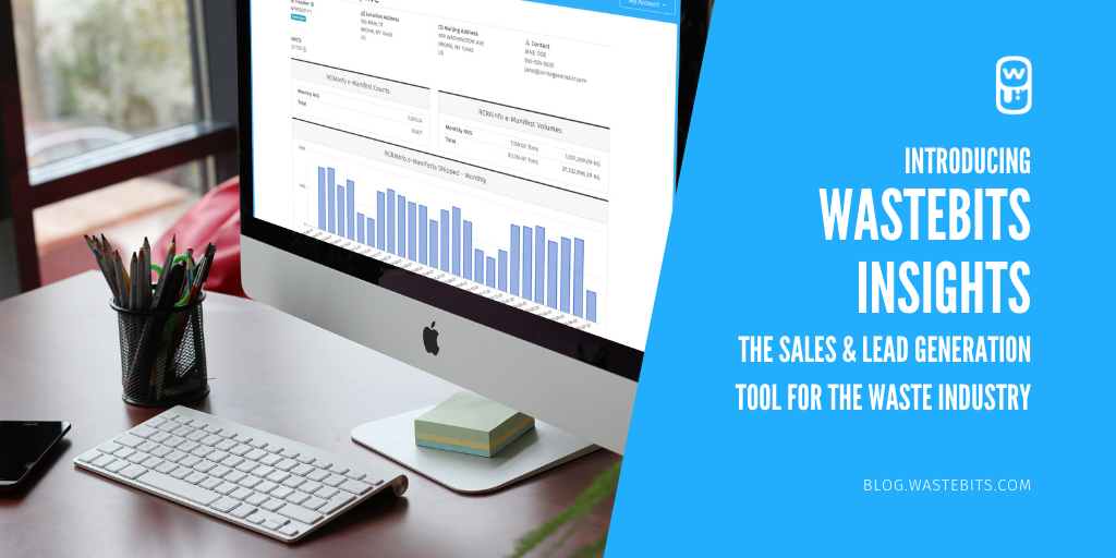 Introducing Wastebits Insights: The Sales & Lead Generation Tool for the Waste Industry