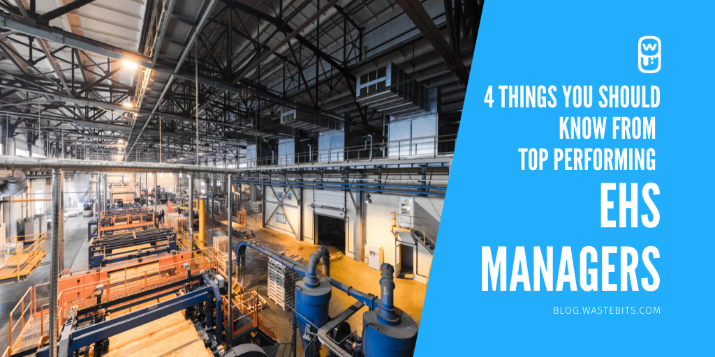 4 Things You Should Know from Top Performing EHS Managers